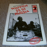 Bruce Quarrie  WAFFEN SS IN RUSSIA WW2 photo album number 3 book sold